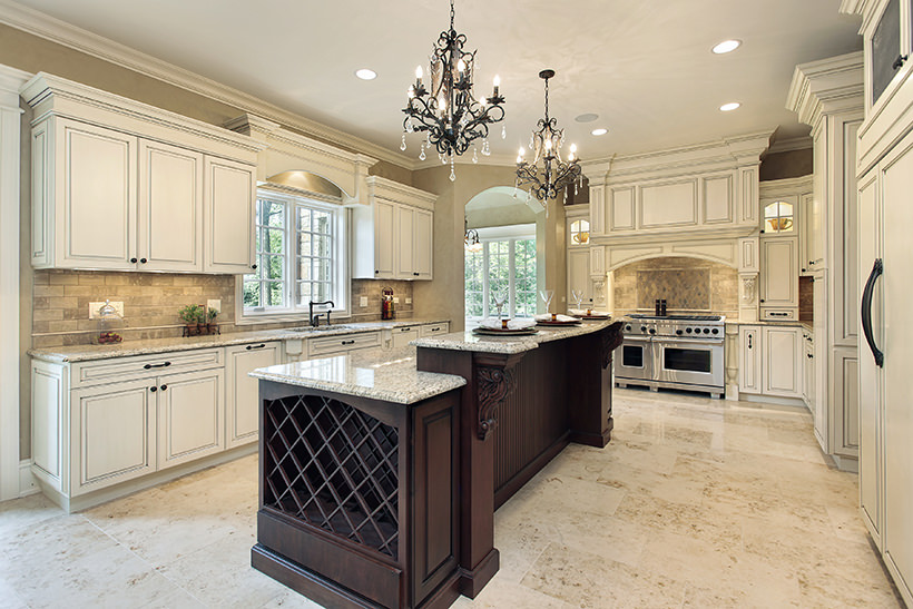 7 Amazing Kitchens With Islands